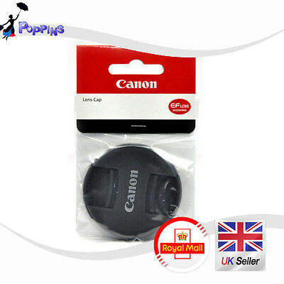 Genuine Canon E-67II E-67 II Lens Cap 67mm Ultrasonic Lens Protector Dust Cover