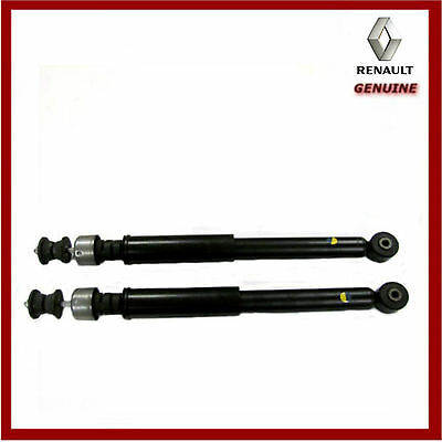 Genuine Renault Clio 172 Cup Rear Shock Absorbers Pair. New. E8200662257