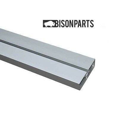 5 Metre Side Guard Rail Only Anodized Aluminium - New