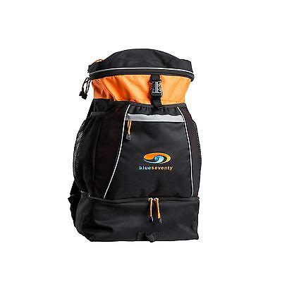 2016 New Orange Blueseventy Transition Bag
