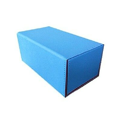 Dex Protection - Large Magnetic Flip Deck Box - Creation: Blue. Best Price