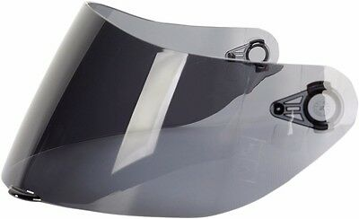 Black Visor GT2 AS/AF Face Shield For AGV K5 K3-SV Stealth SV (ML-2X)