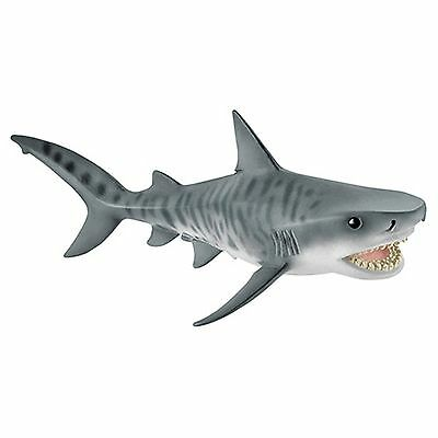 Schleich Ocean Sea Life - TIGER SHARK 14765 - New with Tag