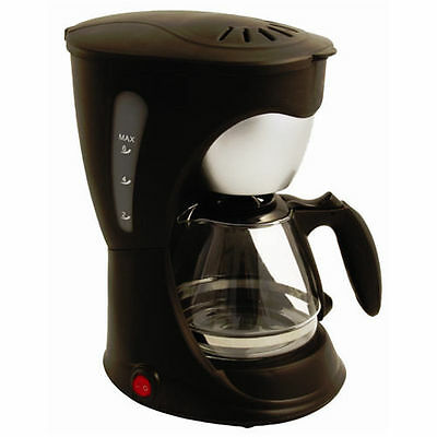 24V Trucker Coffee Maker Ideal For Travel Lorry Hgv Camping 24 Volt Kettle Jug,