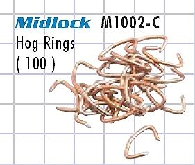 Hog Ring for Car/Automotive Seats/ Upholstery 100 off