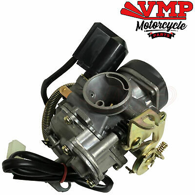 New Carburettor Carb and Auto Choke for Sinnis Falcon 50 QM50QT-2