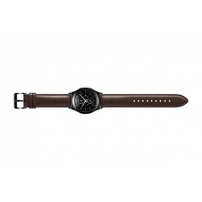 Gear S2 Classic Leather Strap Brown
