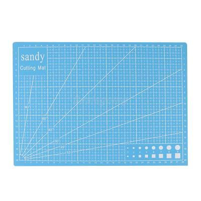 A4 Cutting Mat Non Slip Sewing Carve Scrapbooking Craft Grid Line Board Tool