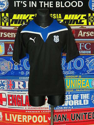 5/5 Cardiff City adults L mint rare football shirt jersey trikot soccer