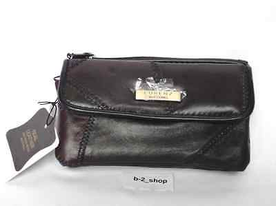 Womens Ladies Lorenz Soft Real Leather Purse Wallet Notes Coin Pouch Wallet New