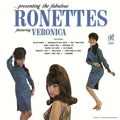 The Ronettes - Presenting the Fabulous Ronettes Featuring Veronica