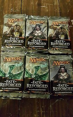New out of box Fate Reforged booster box magic the gathering FREE Priority Ship!