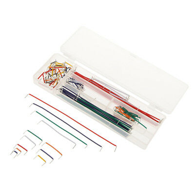 140x Arduino Solderless dupont Jumper Breadboard Wires Cable Pack