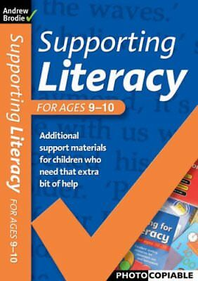 Supporting Literacy For Ages 9-10 (photocopiable)