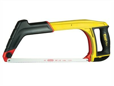 Stanley Tools STA020108 FatMax 5-in-1 Hacksaw 300mm (12in)
