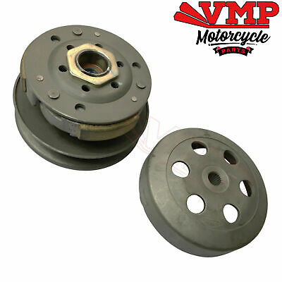 New Scooter CVT Clutch Rear Pulley Hub for Direct Bikes DB125T-9