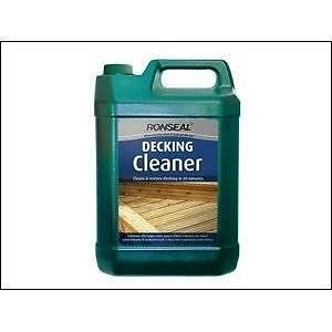 Ronseal Decking Cleaner & Reviver 5 Litre Can