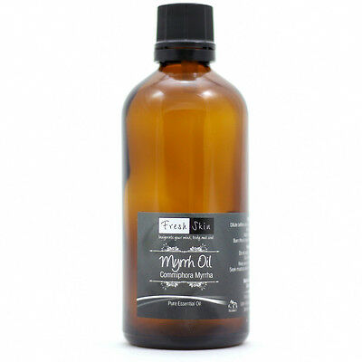 50ml Myrrh Pure Essential Oil - 100% Pure, Certified & Natural - Aromatherapy