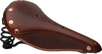 NEW Brooks Flyer Special Brown Black Rail FULL WARRANTY
