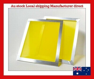 27x39cm Screen Frame with 120t 300M Silk Screen Printing