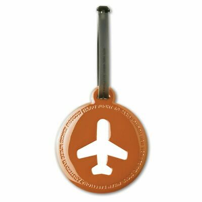 ALife Design Kofferanhänger Happy Flight terracotta