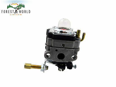 Carburettor Carb Fits Chinese 25 cc Strimmer Trimmer Brush Cutter 9 mm bore