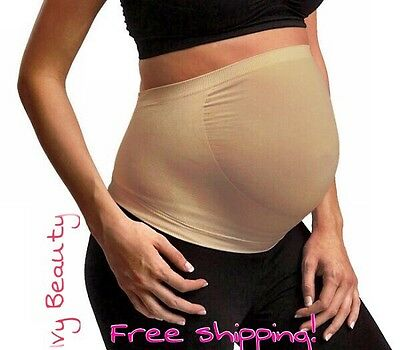 Pregnancy belly band maternity belly band for back support waist Large