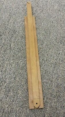 16 inch mohagany drawer slide wood lot of 10 new free shipping