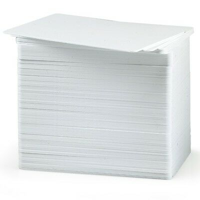 100 Blank Inkjet PVC ID Cards Double Sided Printing