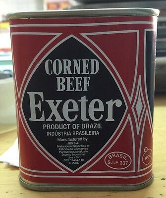 Coned Beef Exeter Carne Bovina In Scatola 340 Gr
