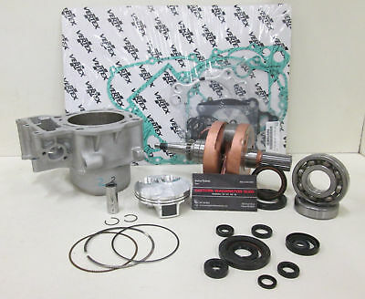 Yamaha Wr 450F Engine Rebuild Kit, Crankshaft, Piston, Cylinder 2004-2006