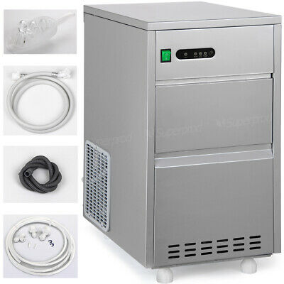 60 LBS Coutertop Commercial Ice Maker Machine Bar Restaurant Party Portable