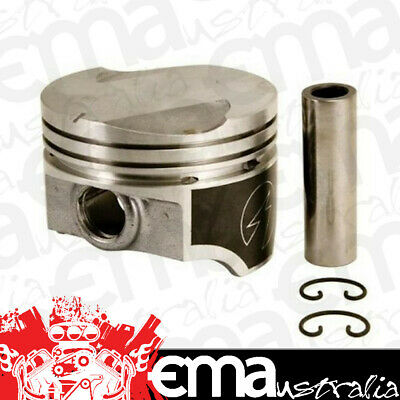 Speed Pro +.030 Flat Top Hypereutectic Pistons Sph555Cp 030 Suit Ford 351C V8