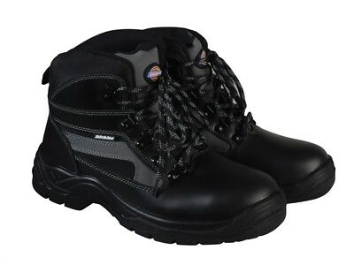 Dickies DICSEVERN6B Severn S3 Super Safety Boots UK 6 Euro 39