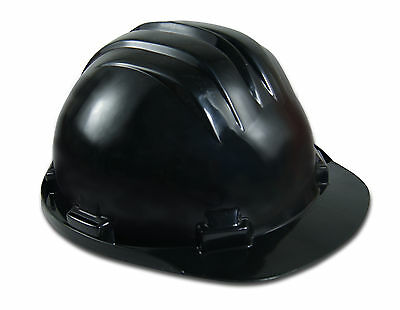 Climax Safety Helmet Black Conforms to EN397: 1995+A1:2000