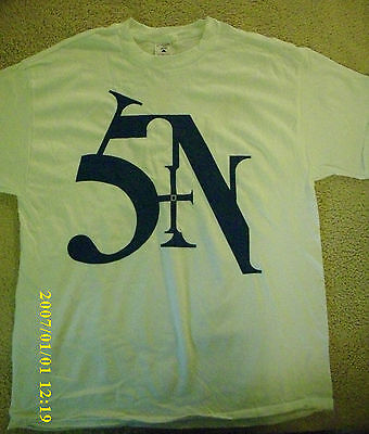 Nine Inch Nails Extremely Rare, Collector's Dream, Sin Concert T-Shirt