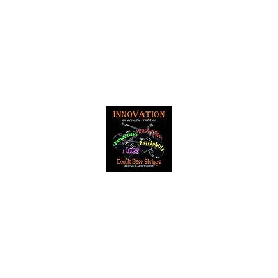 Innovation 140PSP Psycho-Slap Thick Gauge Low Tension Double Bass Strings