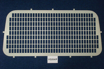 Van Guard Rear Tailgate Window Security Grille for Ford Transit Connect (02-13)