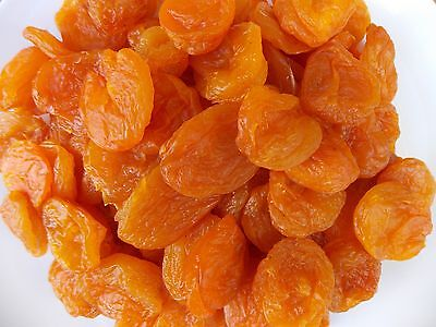 Apricots Sun Dried Whole Pitted Super Quality 200gr-1.9kg