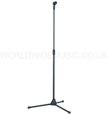 Kinsman MS03 Professional Upright Microphone Stand - Deluxe quality