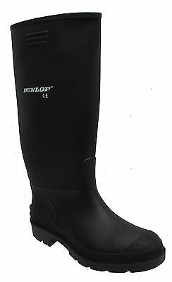Mens Dunlop Ladies Wellies Waterproof Rain Festival Wellington Rubber Boots SIZE