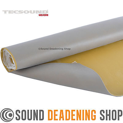 Tecsound 50 Sound Barrier 4M Roll Car Van Home Sound Proofing Material