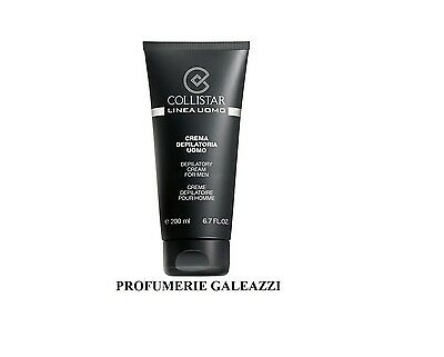COLLISTAR LINEA UOMO CREMA DEPILATORIA / DEPILATORY CREAM 200 ml