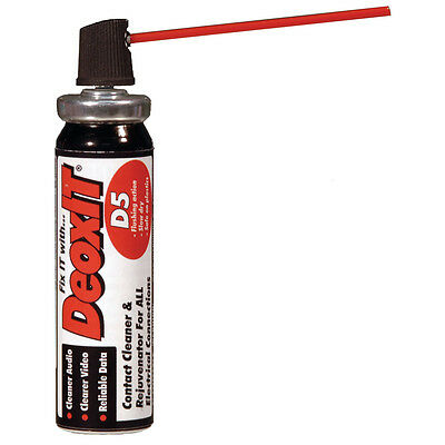 DeoxIT DN5 Mini-Spray, D-Series DN5MS-15 Contact Cleaner 14g CAIG Laboratories