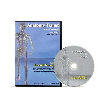 OPTP Anatomy Trains Fascial Tensegrity DVD - 501DVD