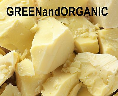 55 Lbs 100% Pure Raw Organic Natural COCOA BUTTER Unrefined Virgin Cacao 25Kg