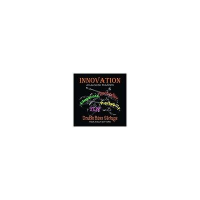 Innovation Rockabilly Double Bass Medium Tension Strings Free UK Delivery