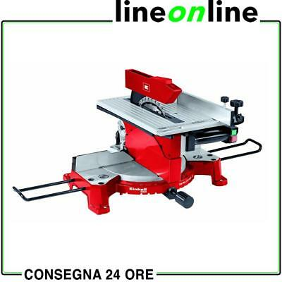 Troncatrice per legno Einhell TH-MS 2513 T - lama 250 mm- 1800 W