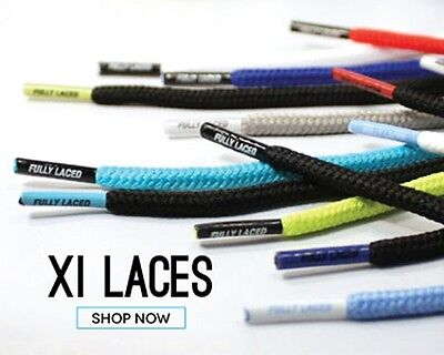 New Fully Laced Xi Laces Replacement Shoelaces Air Jordan Low 45 Inch Youth Kids