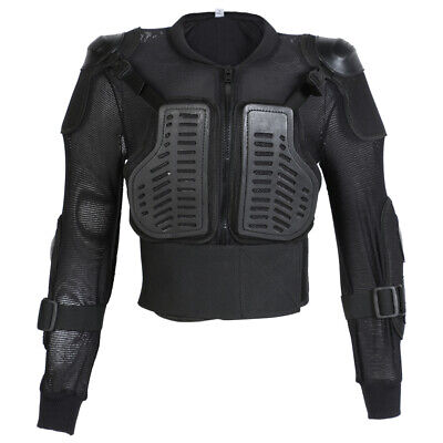 Kids / Boys Motocross MX Protection Under Jacket CE Approved Body Armour Top